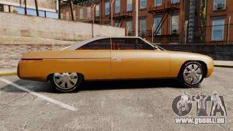 Ford Forty Nine Concept 2001 pour GTA 4 est une gauche