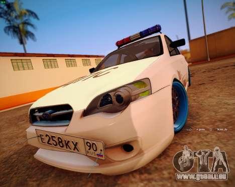 Subaru Legacy für GTA San Andreas