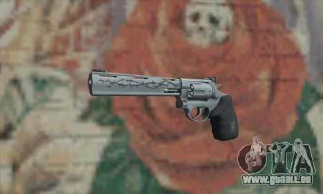 Silver Absolver pour GTA San Andreas