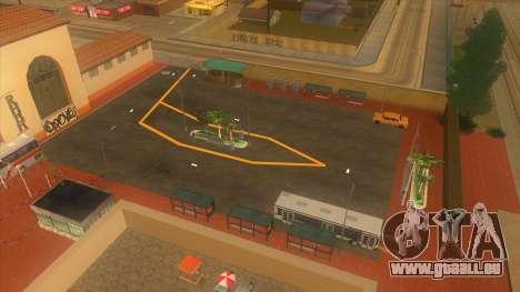 Busbahnhof, Los Santos für GTA San Andreas siebten Screenshot