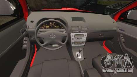 Toyota Hilux French Red Cross [ELS] pour GTA 4 est un côté