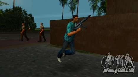 MP5SD GTA Vice City pour la deuxième capture d'écran