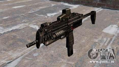 Pistolet mitrailleur MP7 pour GTA 4