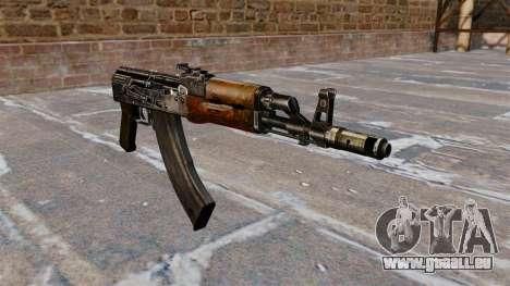 Automatique Khyber Pass AK crosse pour GTA 4