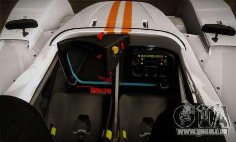 Caterham-Lola SP300.R pour GTA San Andreas vue de côté