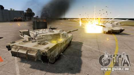 Skript-Tank V-Style für GTA 4 achten Screenshot