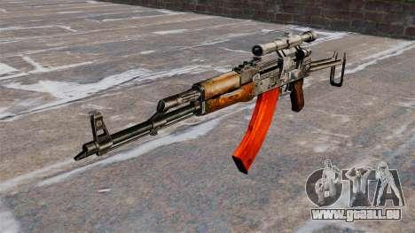 Automatische AKMS für GTA 4