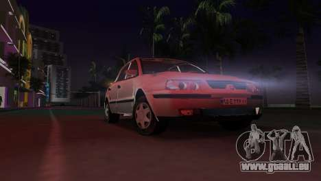 Samand pour GTA Vice City