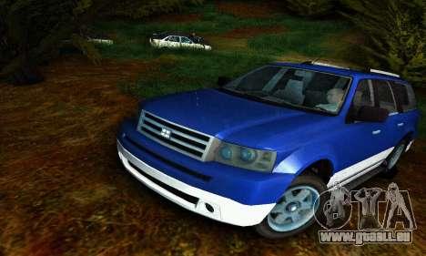 Landstalker GTA IV für GTA San Andreas