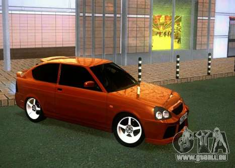 VAZ-2172 Coupé Sport pour GTA San Andreas