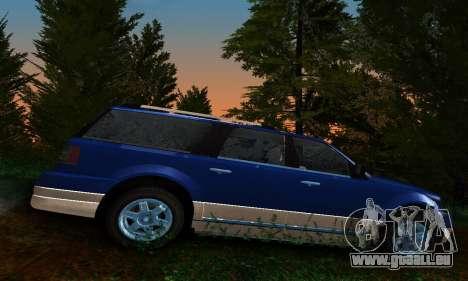 Landstalker GTA IV pour GTA San Andreas laissé vue