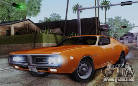 Dodge Charger 1971 Super Bee pour GTA San Andreas