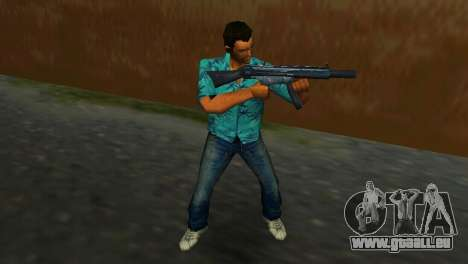 MP5SD pour GTA Vice City