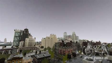 Das Wetter In Berlin für GTA 4 dritte Screenshot
