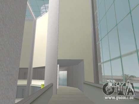 Texture améliorée intérieur « atrium » pour GTA San Andreas septième écran