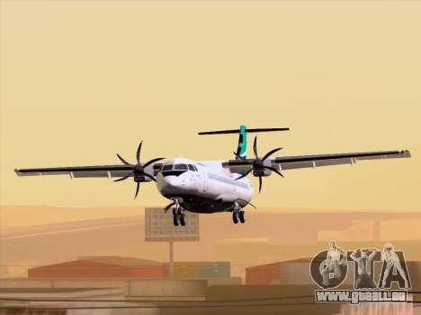 ATR 72-500 WestJet Airlines pour GTA San Andreas