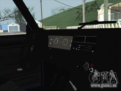 ВАЗ 21074 pour GTA San Andreas vue de droite