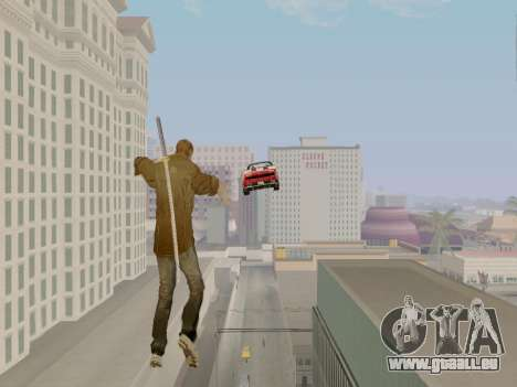 Clay Kaczmarek ACR für GTA San Andreas her Screenshot