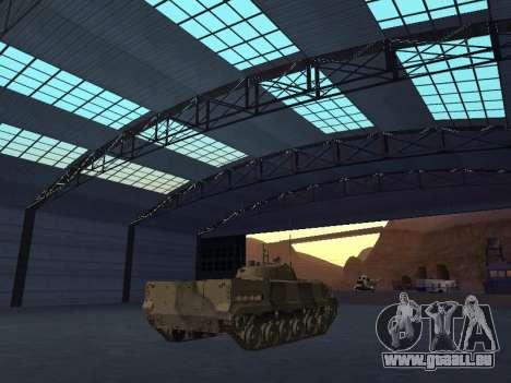 BMP-3 pour GTA San Andreas