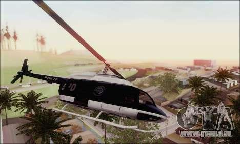Police Maverick für GTA San Andreas