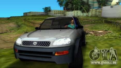 Toyota RAV 4 L 94 Fun Cruiser für GTA Vice City