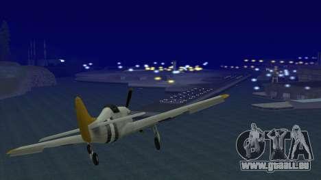 Project 2dfx v1.5 pour GTA San Andreas septième écran