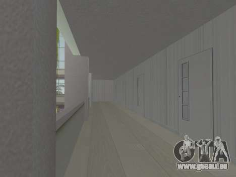 Texture améliorée intérieur « atrium » pour GTA San Andreas quatrième écran