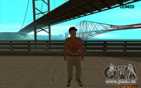 REL-REQ Grego pour GTA San Andreas