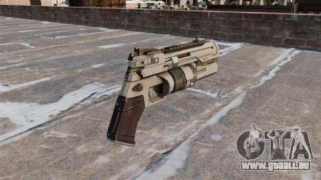 Revolver majestueux pour GTA 4 secondes d'écran