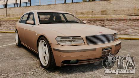 Ubermacht Oracle XS 100th Anniversary Edit pour GTA 4