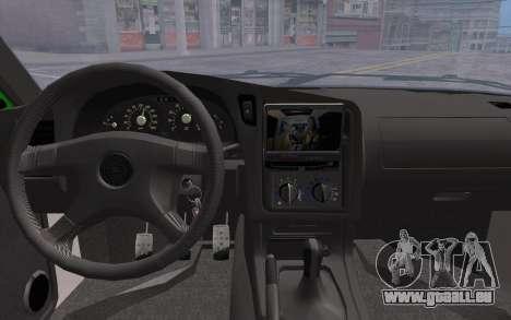 Opel Astra GSI Tuning pour GTA San Andreas vue de droite