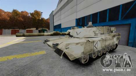 Skript-Tank V-Style für GTA 4 siebten Screenshot