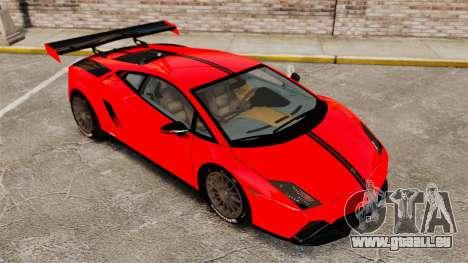 Lamborghini Gallardo 2013 v2.0 pour GTA 4 Salon
