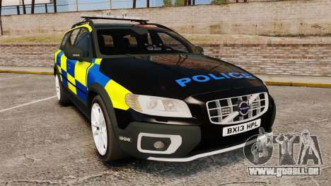 Volvo XC70 Police [ELS] für GTA 4