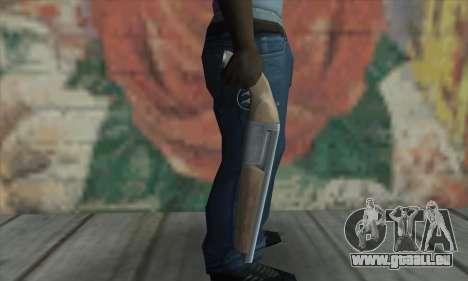 Saigner de la Saints Row 2 pour GTA San Andreas troisième écran