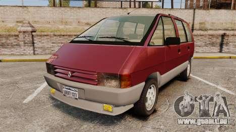 Renault Espace I 2000 TSE pour GTA 4