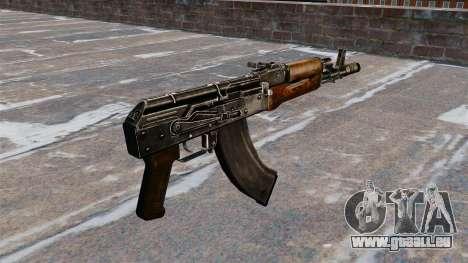 Automatische Khyber Pass AK Schulterstütze für GTA 4 Sekunden Bildschirm