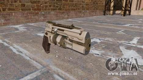 Majestätische revolver für GTA 4