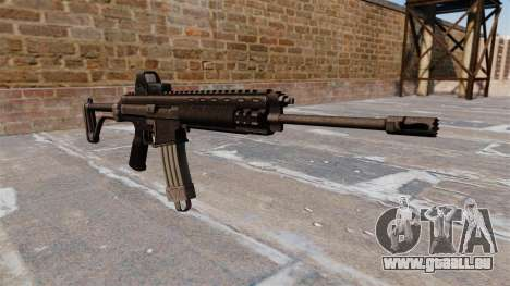 Robinson Armement XCR fusil pour GTA 4
