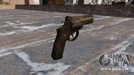 Revolver MP-412 MW3 pour GTA 4 secondes d'écran