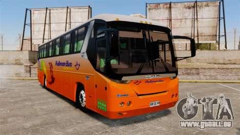COMIL Campione 3.45 SCANIA K310 pour GTA 4