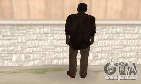 Madžin v5 pour GTA San Andreas deuxième écran