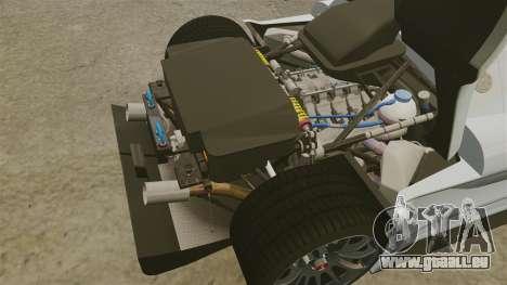 Gumpert Apollo S 2011 pour GTA 4 est un côté