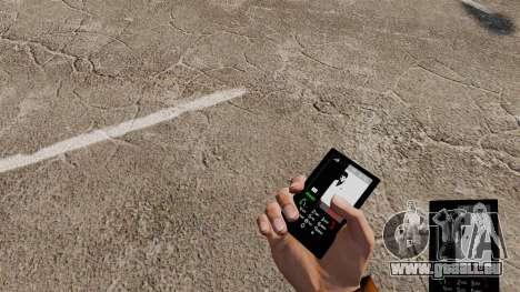 Scarface-Thema für Ihr Handy für GTA 4