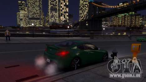 Simple ENB like life (Best setting) für GTA 4 neunten Screenshot