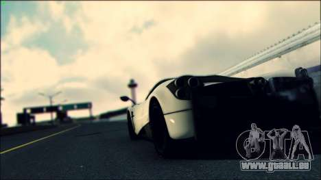 Sonic Unbelievable Shader v7.1 (ENB Series) für GTA San Andreas her Screenshot