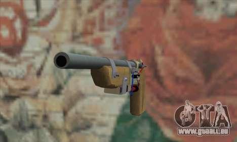 Hausgemachte Waffe für GTA San Andreas