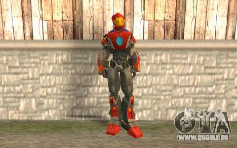 Iron Man für GTA San Andreas