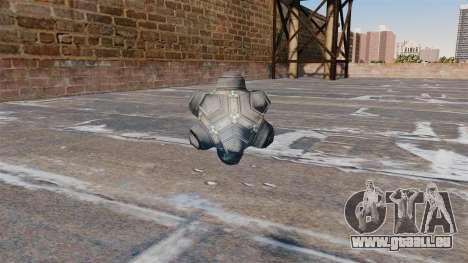 Die Disco-Granate für GTA 4