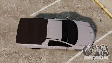 Pontiac G8 Sport Truck 2010 pour GTA 4 est un droit